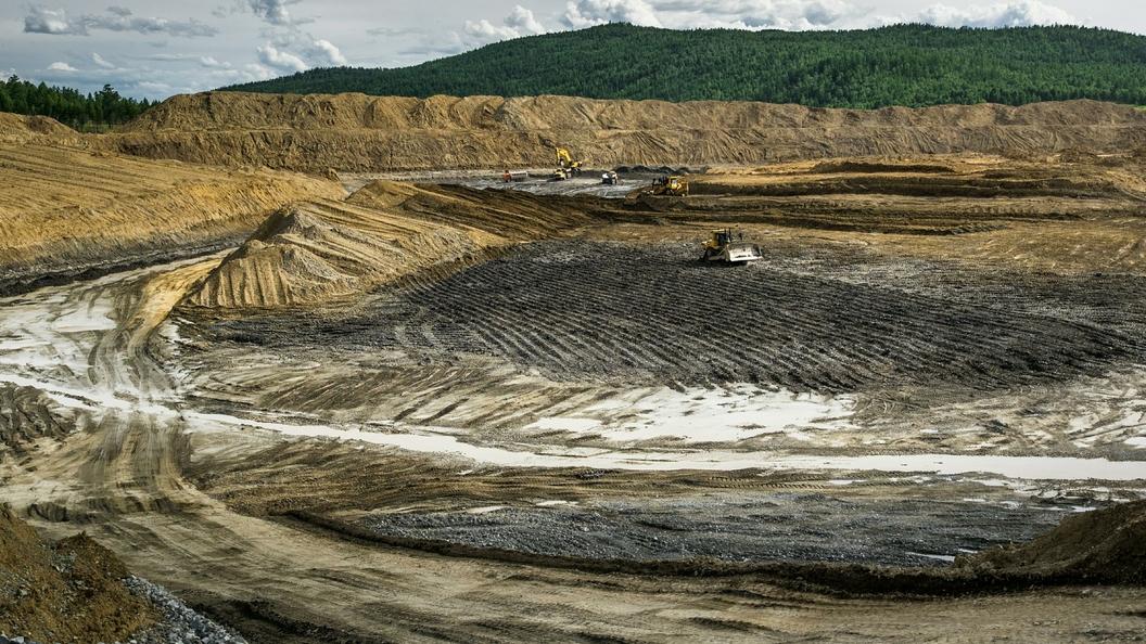 Появилось видео из подтопленного рудника Мир