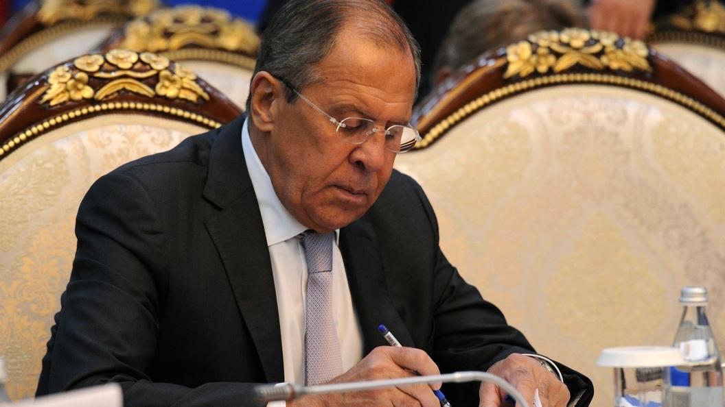 Главы МИД России и Турции в Маниле: нужно уделить больше внимания зонам деэскалации в Сирии