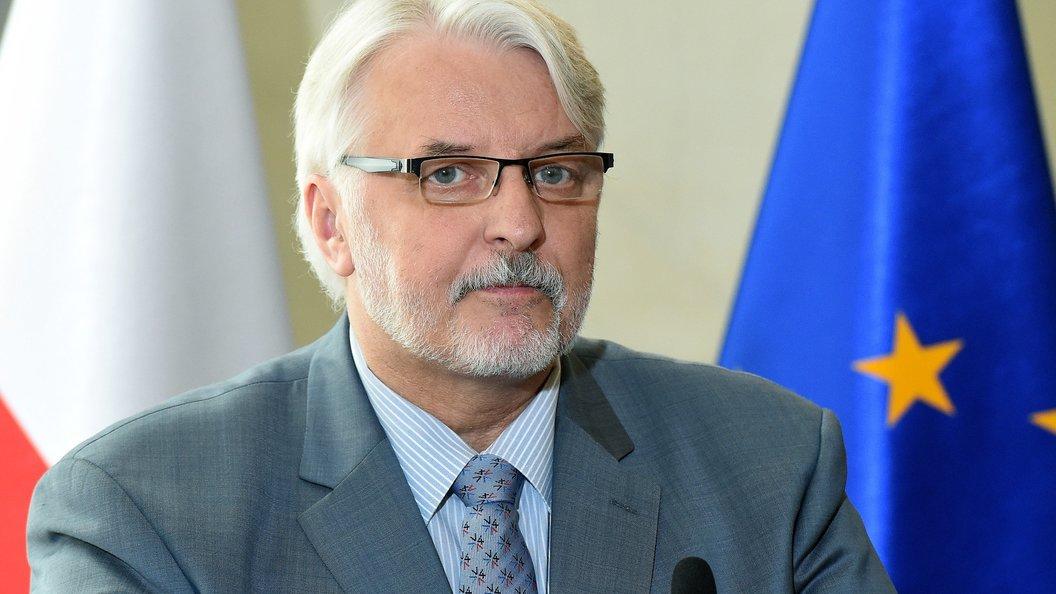 Глава МИД Польши надеется на встречу с Лавровым в сентябре