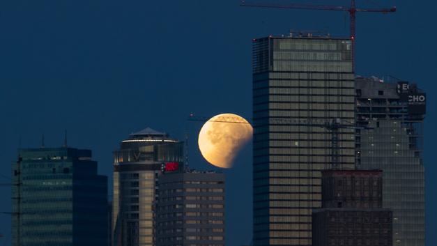 Кровавая луна не выйдет из-за облаков над Москвой