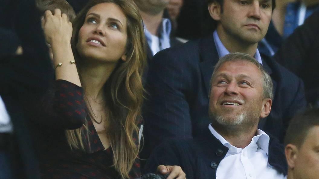 Что получит Даша Жукова после развода сРоманом Абрамовичем?
