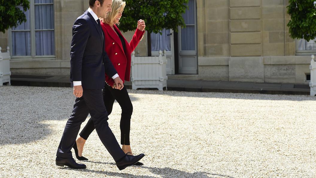 Французский народ заставил Елисейский дворец отказаться от спонсирования расходов первой леди