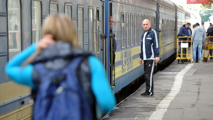 Железную дорогу в обход Украины запустят уже в 2017 году