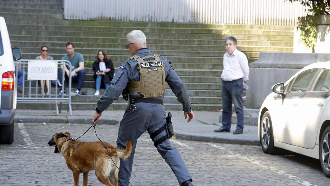 В Брюсселе задержали автомобиль со взрывчаткой - СМИ