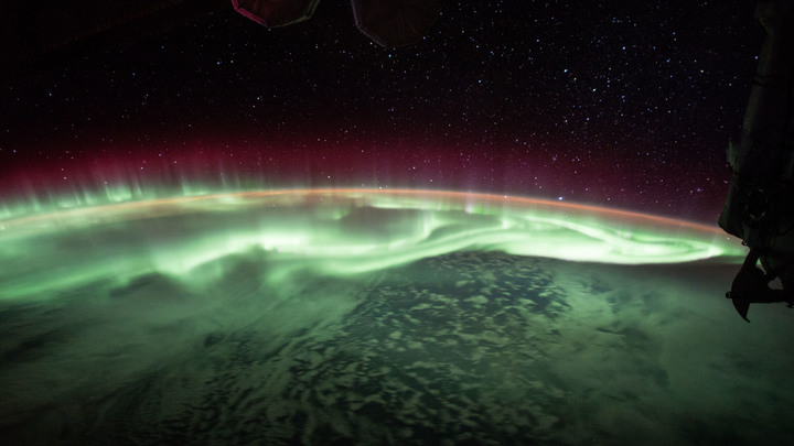 Кровавая луна привлекла на Землю сотни инопланетян - уфологи