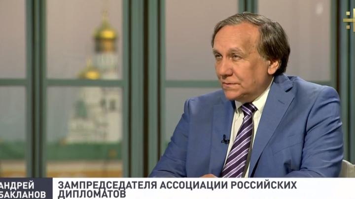 Андрей Бакланов: Обида бандеровцев аукнется Украине дроблением страны и кровавыми боями