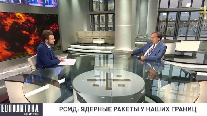 Андрей Бакланов: Отвечать на ударный кулак зарвавшихся американцев нужно жестко