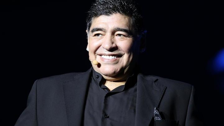 Диего Марадона: Я буду защищать Венесуэлу вместе с Мадуро