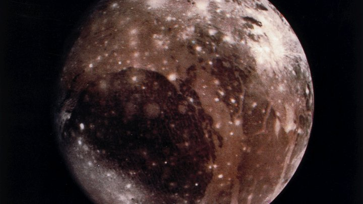 Копию Земли нашли внутри Юпитера