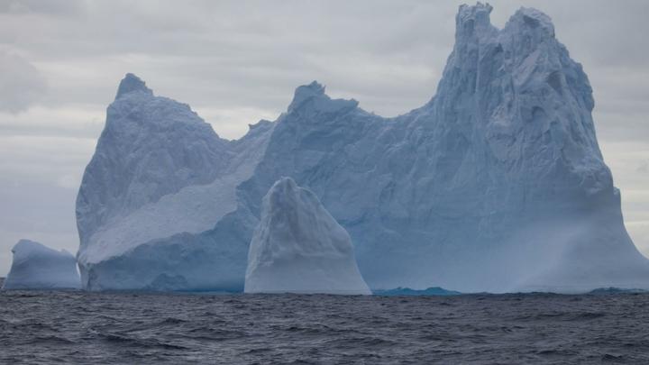 В Антарктиде нашли вековой пирог погибших от холода полярных ислледователей