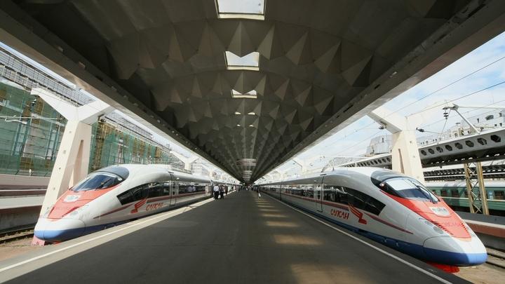 РЖД: Все пассажиры опоздавших Сапсанов получат компенсацию