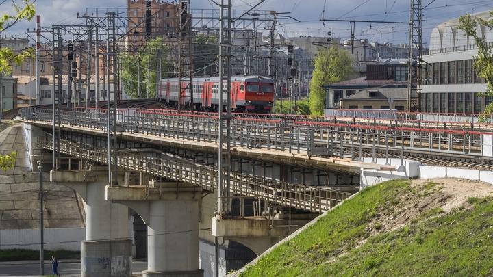 На Курском направлении МЖД произошел сбой в движении поездов