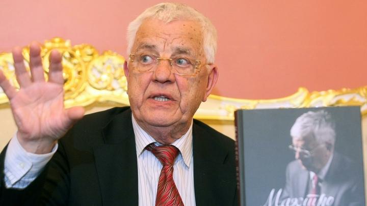 Латвиец пожаловался на Раймонда Паулса за его русский язык