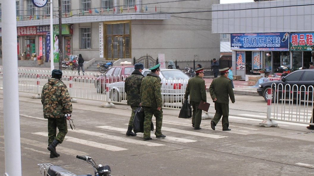 МИД Китая: Напряженность ситуации с Северной Кореей ослабевает