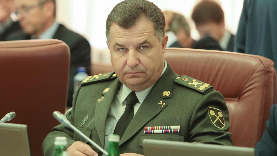 Украина опасается вторжения России под прикрытием учений Запад-2017