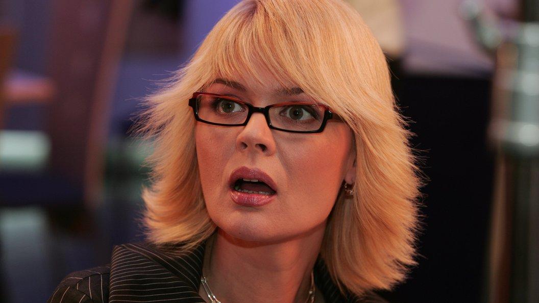 Еще одна ведущая Первого канала объявила озакрытии программы