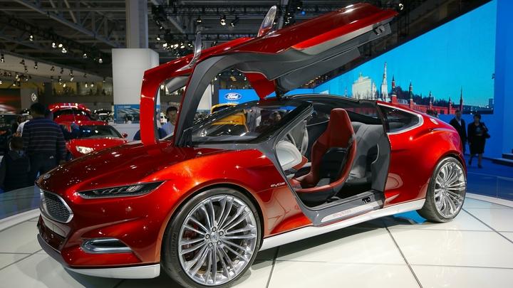 Автоконцерны объявили бойкот масштабному мотор-шоу во Франкфурте