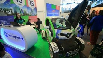В США разрабатывается электроджип с двигателем в 555 лошадиных сил