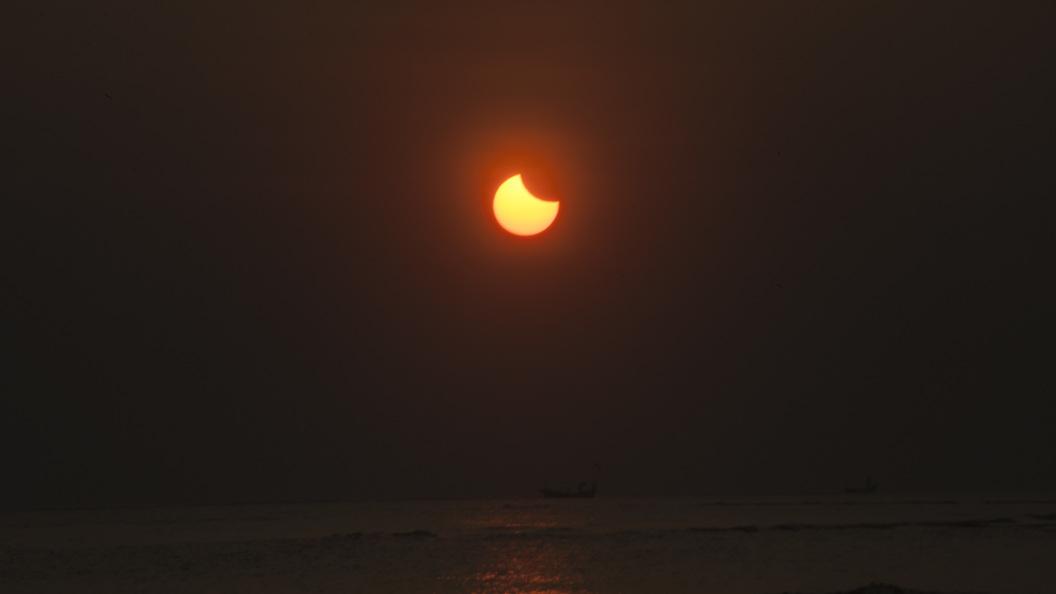 NASA покажет уникальное солнечное затмение в онлайн-режиме