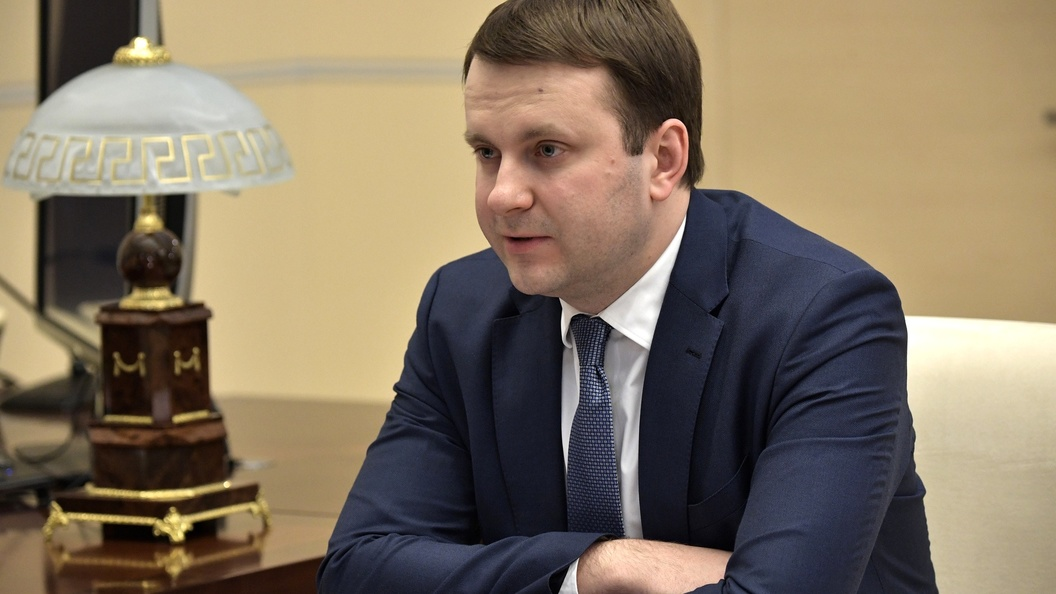Орешкин подтвердил надежды Минэкономразвития на продолжение роста ВВП в 2017 году