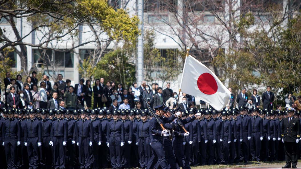 Япония нацелилась нарекордный военный бюджет