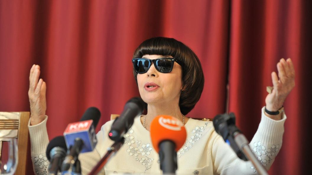 Мирей Матье: С особым старанием учу русские песни