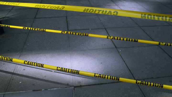 Бесхозная сумка вызвала переполох и панику в Вашингтоне