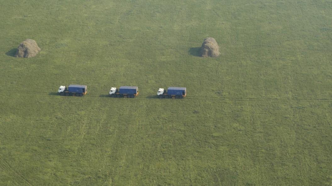 Грузовики-беспилотники уменьшат выбросыи сэкономят топливо в Британии