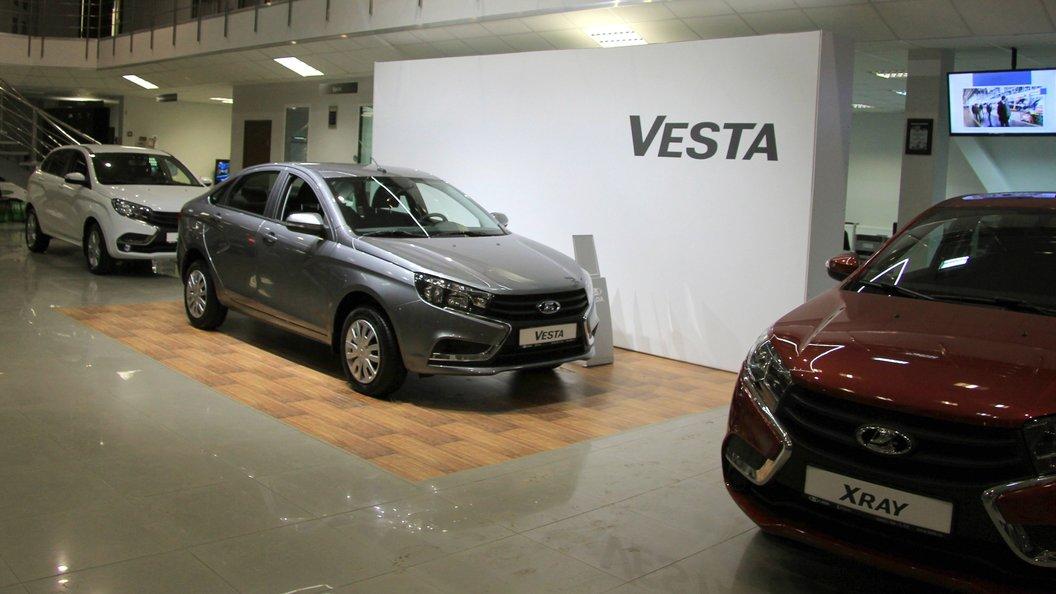 СеданыLada Vesta можно успеть купить по старой цене до 1 сентября