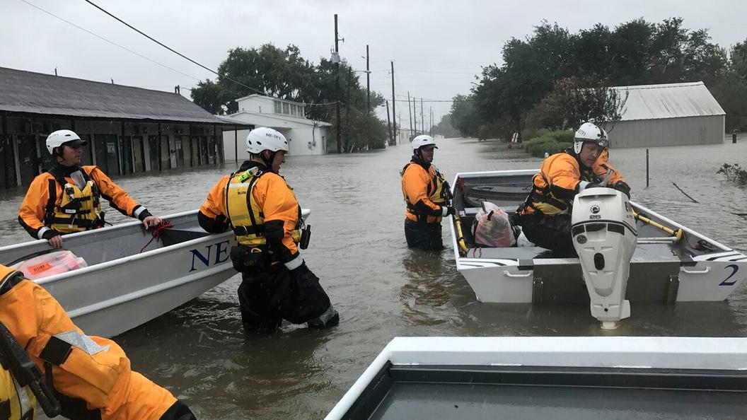 """Число жертв урагана """"Харви"""" достигло 30 человек"""