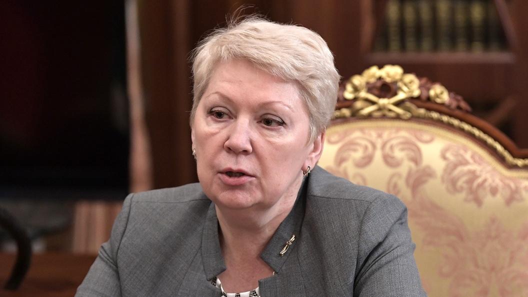 Васильева: Школьникам необходима профориентация
