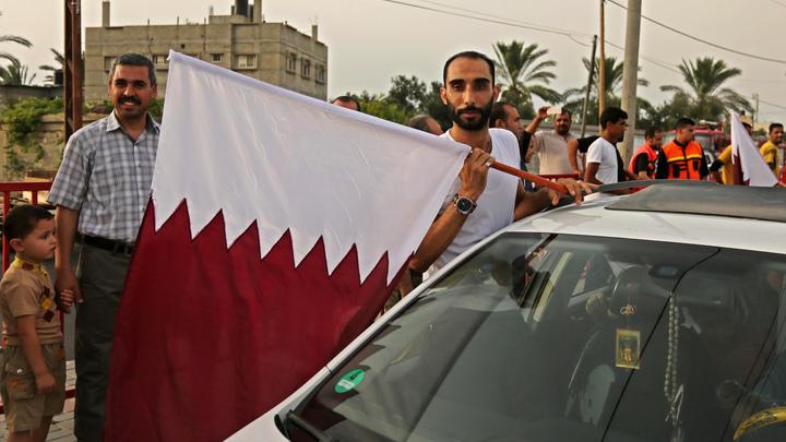 Катар поддержал позицию России по кризису на Ближнем Востоке