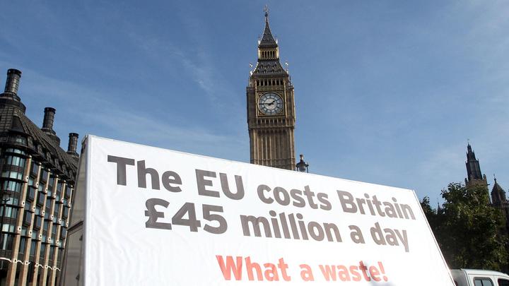 На референдуме по выходу Британии из ЕС начались подтасовки