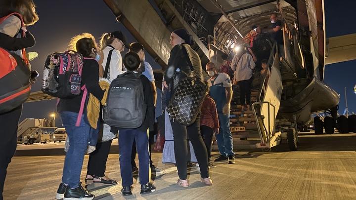 Из Сектора Газа в Москву сегодня вывезли 112 граждан России и соседних государств