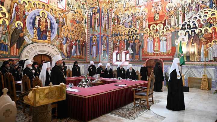 Тревожная тенденция: В Священном Синоде Церкви обеспокоены усилением церковного раскола в Черногории
