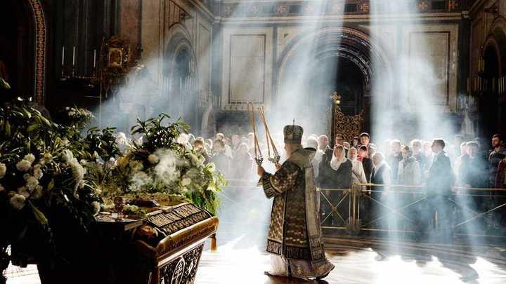 Святитель Кирилл Иерусалимский: Господь сошел в преисподнюю, чтобы оттуда освободить праведных