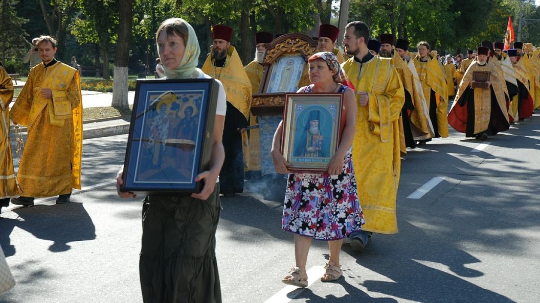 Украинские официальные лица не пришли на День Крещения Руси в Киеве