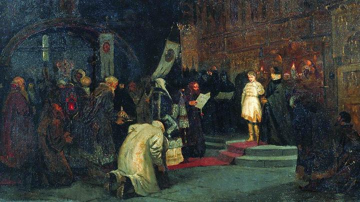 Имя России: Избрание на царство Михаила Федоровича Романова