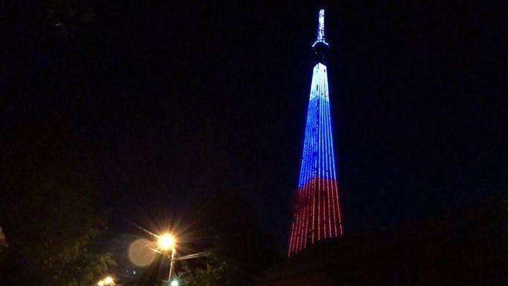 «Ростов-Арена» и ростовская телебашня 12 июня окрасятся в цвета флага России
