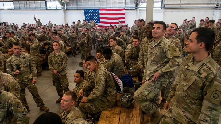 Американцы выводят из Ирака войска: Точку в войне с ИГ поставили русские