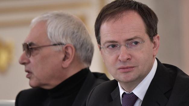 Виноват Мединский: Главу Минкультуры обвинили в уничтожении памятника в Петербурге