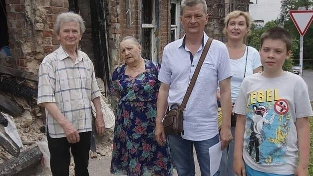 Спасибо Царьграду: Ростовские погорельцы получили компенсации, от которых власти отпирались три года