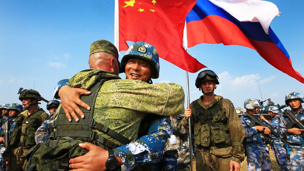 Америка доигралась: русско-китайский военный союз выходит на повестку дня