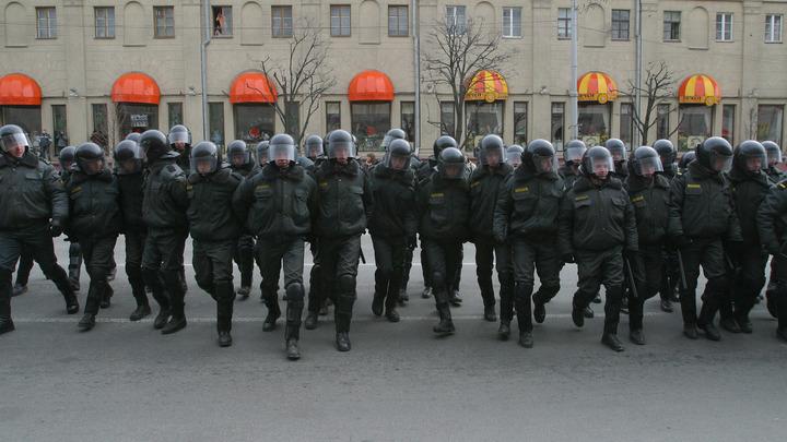 От нас ждут пафосного расставания: МВД Белоруссии жёстко ответило протестующим. Словами