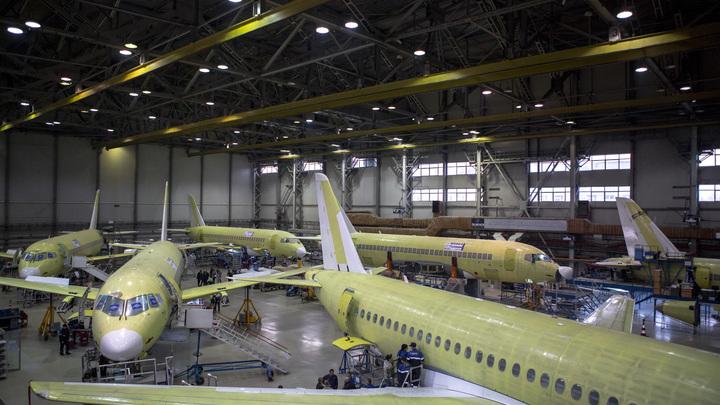 SSJ-100 могут отправить изИрландии вСловению: Мантуров опроблемах CityJet
