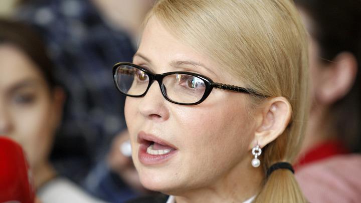 То пьяный, то дурной: Тимошенко во всеуслышание отчитала Порошенко