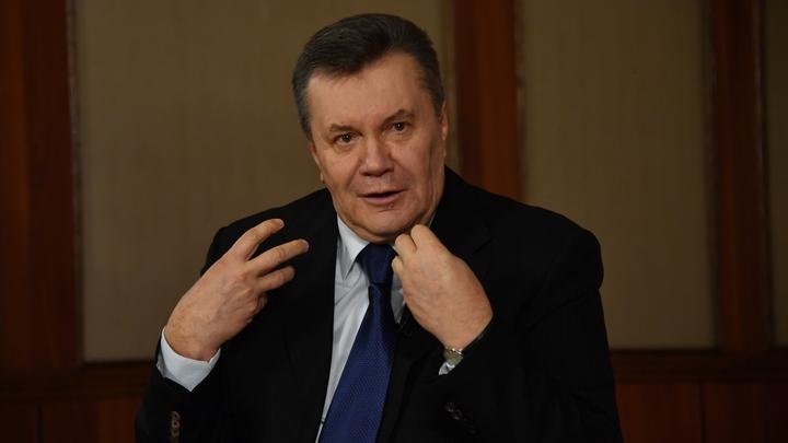Набрал полпроцента и плакал: Януковича предостерегли от повторения пути Горбачева