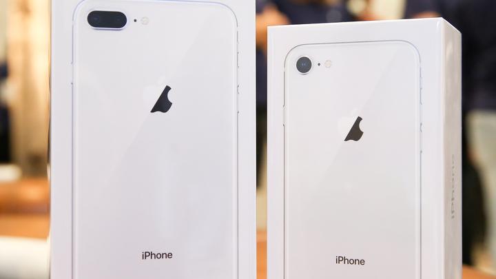 iPhone 8 Plus заболел взрывоопасной болезнью Samsung Galaxy Note 7