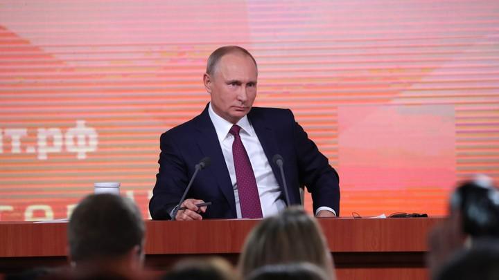 Вы вообще нормальные - Путин про дружбу  России и США против Северной Кореи