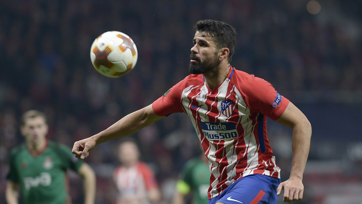 Два футболиста Атлетико пропустят ответный матч с Локомотивом